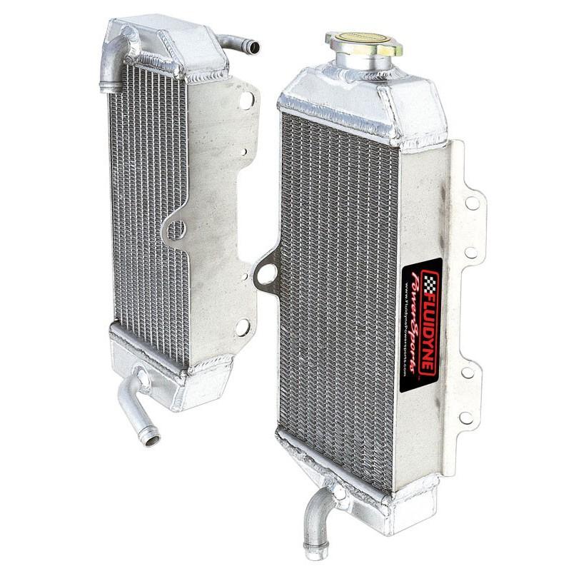 Radiateurs oversize FLUIDYNE YZF 250 01/05
