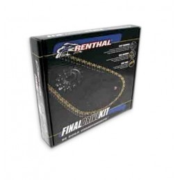 Kit chaine cross RENTHAL TC 125