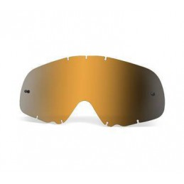 Ecran iridium black anti-buée OAKLEY CROWBAR