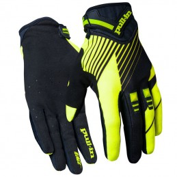 Gants PULL-IN STRIPES Yellow