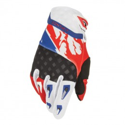 Gants FREEGUN US Blue/Red