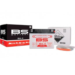 Batterie BS BB3L-B + Pack Acide