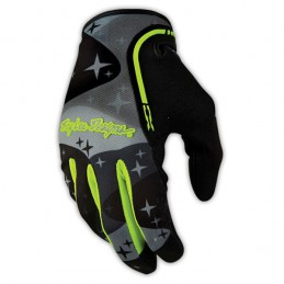Gants Troy Lee Designs XC Cosmic Camo Gray