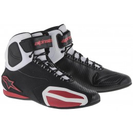 Chaussures ALPINESTARS FASTER Black/Red