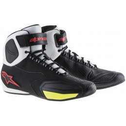 Chaussures ALPINESTARS FASTER Black/Yellow