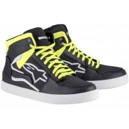 Chaussures ALPINESTARS STADIUM Black/Yellow