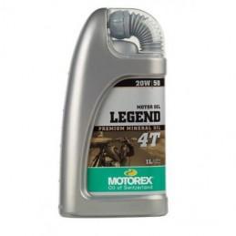 Huile moteur 4 temps MOTOREX LEGEND 20W50