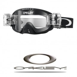 OAKLEY O2 MX MATTE BLACK Roll-off