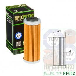 Filtre à huile HIFLOFILTRO 530 EXC-R