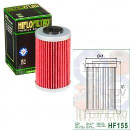 Filtre à huile HIFLOFILTRO 525 EXC