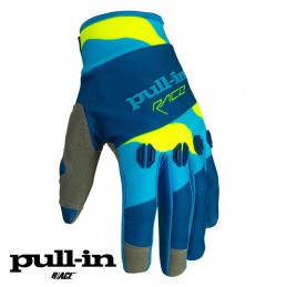 Gants PULL-IN FIGHTER Blue Camo