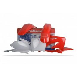 Kit plastique POLISPORT CRF 450 2002-2003