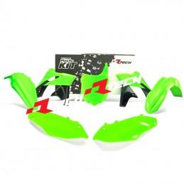 Kit plastique R-TECH KXF 450 Fluo