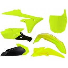 Kit Plastique R-TECH YZF 250 Fluo