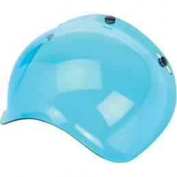 Ecran bulle 3 pressions bleu