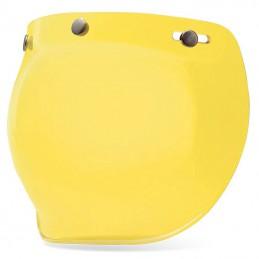 Ecran bulle 3 pressions jaune