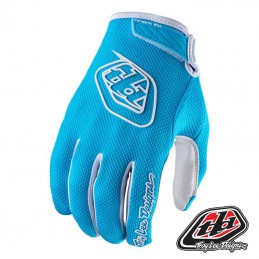 Gants Troy Lee Designs AIR Lighting Blue