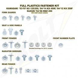 Kit vis complet de plastiques BOLT KX 125