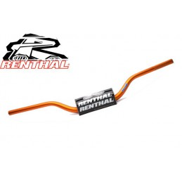 Guidon RENTHAL FATBAR Orange