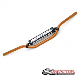 Guidon RENTHAL 7/8 Orange