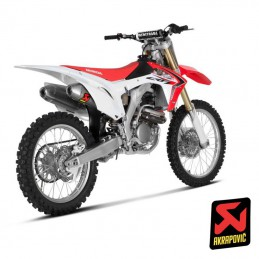 Ligne AKRAPOVIC RACING CRF 250