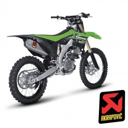 Ligne AKRAPOVIC RACING KXF 250