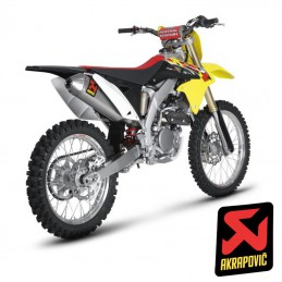 Ligne AKRAPOVIC RACING RMZ 250
