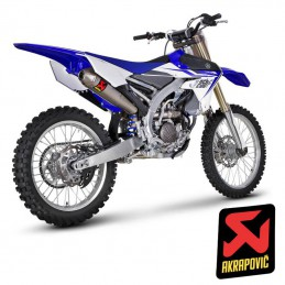 Ligne AKRAPOVIC RACING YZF 250