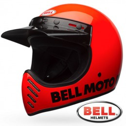 Casque BELL MOTO 3 Orange