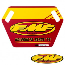 Plaque panneautage FMF