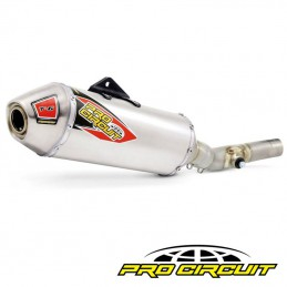 Silencieux PRO CIRCUIT T-6 YZF 450