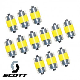 Pack de 12 rouleaux de film Roll-Off SCOTT
