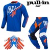Tenue PULL-IN RACE CHALLENGER Blue/Orange