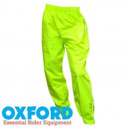 Pantalon de pluie OXFORD Jaune fluo