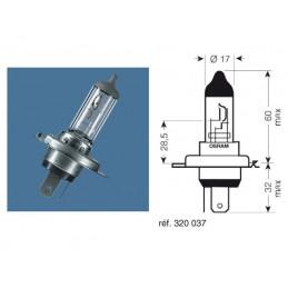 Ampoule 12V-35/35W / Projecteurs Culot HS1