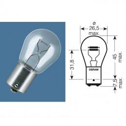 Ampoule BAY15D 12V 21/5W