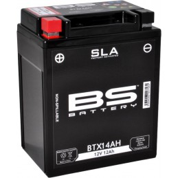 Batterie BS  BTX14AH + pack d'acide