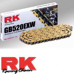 Chaine RK 520 EXW Gold
