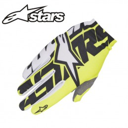 Gants ALPINESTARS DUNE Yellow/Black