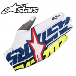 Gants ALPINESTARS DUNE Yellow/Navy
