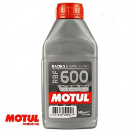 BRAKE FLUID MOTUL RBF 600 Factory line
