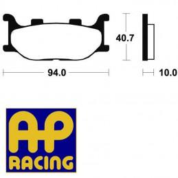 Plaquettes de frein AP RACING LMP291SF