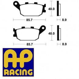 Plaquettes de frein AP RACING LMP257SR