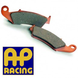 Plaquettes de frein AP RACING 125 EXC