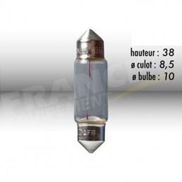 Ampoule navette SV8,5 6V-5W