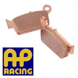 Plaquettes de frein AP RACING LMP186OR