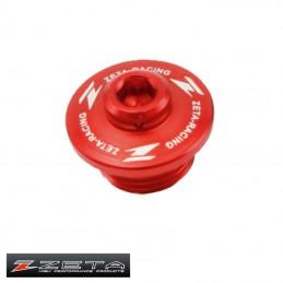 Bouchon de carter CR 250 rouge
