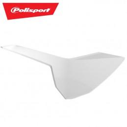 Plaques latérales blanches FC 250