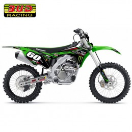 Kit déco BUD RACING 2017 KXF 450