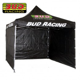 Côté tente QUICK-UP BUD-RACING